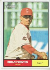 Buy 2010 Topps Heritage #263 Brian Fuentes