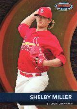Buy 2012 Bowman Bowman's Best Prospects #BBP5 - Shelby Miller - Cardinals