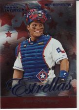 Buy 2002 Donruss Super Estrellas Estrellas #2 - Ivan Rodriguez - Rangers