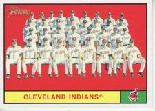 Buy 2010 Topps Heritage #283 Cleveland Indians