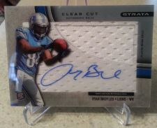 Buy Ryan Broyles - 2012 Topps Strata Clear Cut Autograph Rookie Relics Bronze - RC