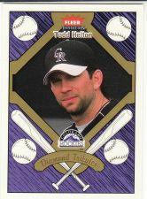 Buy 2004 Fleer Tradition Diamond Tributes #13 - Todd Helton - Rockies