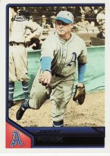 Buy 2011 Topps Lineage #3 - Jimmie Foxx - Athletics