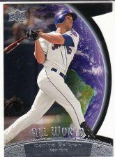 Buy 2010 Upper Deck All World #AW-2 - Carlos Beltran - Mets