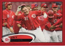 Buy 2012 Topps Target Red #220 - Jay Bruce - Reds
