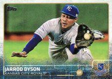 Buy 2015 Topps #570 - Jarrod Dyson - Royals