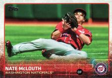 Buy 2015 Topps #676 - Nate McLouth - Nationals