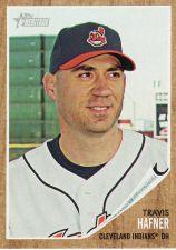 Buy 2011 Topps Heritage #379 - Travis Hafner - Indians