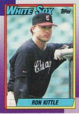 Buy 1990 Topps #79 - Ron Kittle - White Sox