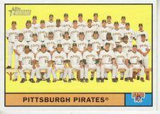Buy 2010 Topps Heritage #320 Pittsburgh Pirates