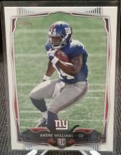 Buy Andre Williams - 2014 Topps #370.1 (Base) - RC
