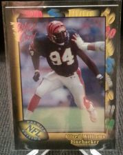 Buy Alfred Williams - 1991 Wild Card #84 - RC