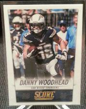 Buy Danny Woodhead - 2014 Panini Hot Rookies #181 - RC
