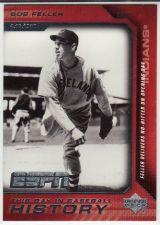 Buy 2005 Upper Deck ESPN This Day In Baseball History #BH13 - Bob Feller - Indians