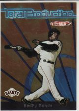Buy 2005 Topps Total Total Production TP-BB - Barry Bonds - Giants