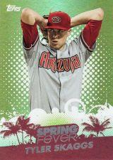 Buy 2013 Topps Spring Fever #SF-4 - Tyler Skaggs - Diamondbacks