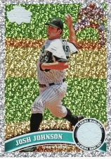 Buy 2011 Topps Diamond Anniversary #166 - John Johnson - Marlins