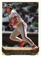 Buy 1993 Topps Gold #347 - Luis Sojo - Angels