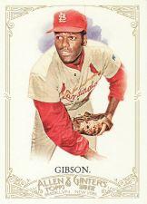 Buy 2012 Allen & Ginter #311 - Bob Gibson - Cardinals