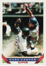 Buy 1993 Topps #205 - Gary Carter - Expos