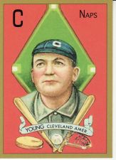 Buy 2011 Topps CMG Reprints #CMGR-8 - Cy Young - Indians