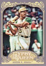Buy 2012 Gypsy Queen #294 - Reggie Jackson - Athletics