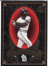 Buy 2007 SP Legendary Cuts #94 - Lou Brock - Cardinals