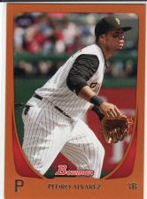 Buy 2011 Bowman Orange #156 - Pedro Alvarez - Pirates