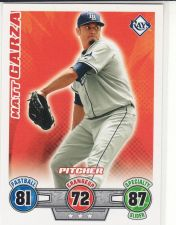 Buy 2009 Topps Attax #59 - Matt Garza - Rays