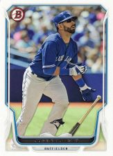 Buy 2014 Bowman #125 - Jose Bautista - Blue Jays