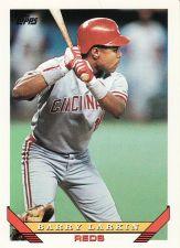 Buy 1993 Topps #110 - Barry Larkin - Reds