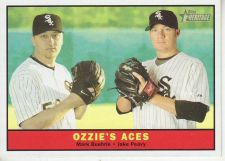 Buy 2010 Topps Heritage #337 Ozzie's Aces