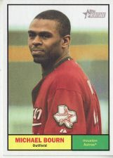 Buy 2010 Topps Heritage #339 Michael Bourn