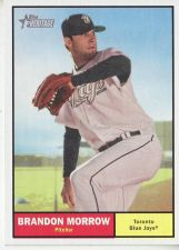 Buy 2010 Topps Heritage #341 Brandon Morrow