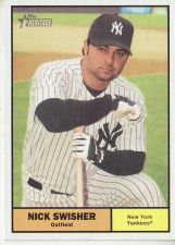 Buy 2010 Topps Heritage #345 Nick Swisher