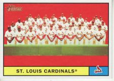 Buy 2010 Topps Heritage #347 St Louis Cardinals
