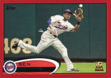 Buy 2012 Topps Target Red #292 - Ben Revere - Twins