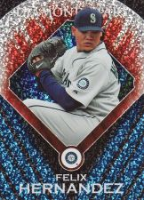 Buy 2011 Topps Diamond Stars #DS-16 - Felix Hernandez - Mariners