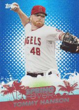 Buy 2013 Topps Spring Fever #SF-6 - Tommy Hanson - Angels