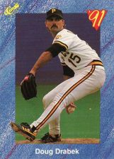 Buy 1991 Classic #T82 - Doug Drabek - Pirates