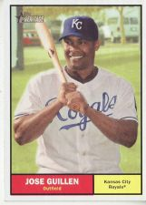 Buy 2010 Topps Heritage #349 Jose Guillen