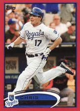 Buy 2012 Topps Target Red #148 - Chris Getz - Royals