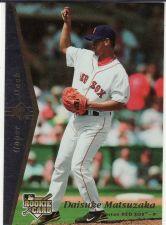 Buy 2007 SP Rookie Edition #167 - Daisuke Matsuzaka - Red Sox