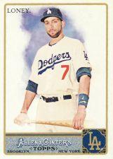 Buy 2011 Allen & Ginter #127 - James Loney - Dodgers