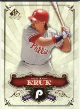 Buy 2006 SP Legendary Cuts #99 - John Kruk - Phillies