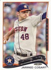 Buy 2014 Topps #89 - Jarred Cosart - Astros