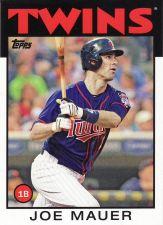 Buy 2014 Topps Archives #142 - Joe Mauer - Twins