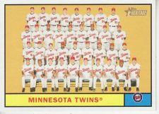 Buy 2010 Topps Heritage #354 Minnesota Twins