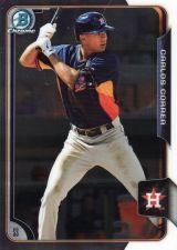 Buy 2015 Bowman Chrome Prospects #BCP41 - Carlos Correa - Astros