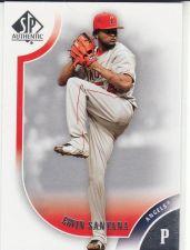 Buy 2009 SP Authentic #54 - Ervin Santana
